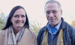 Anette Holst og Sjur Nesheim