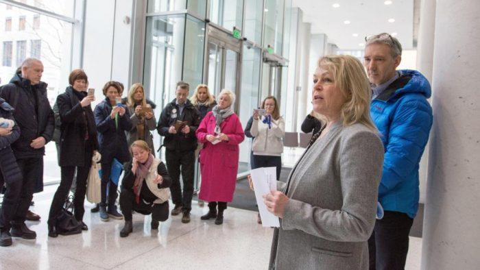 Folkehelseminister_Åse Michaelsen_Foto- Synne Kvam